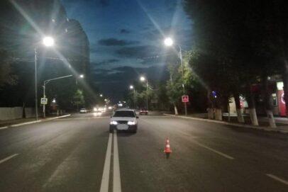 Двоих детей сбили в Оренбурге на пешеходном переходе