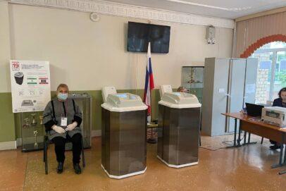 В Оренбуржье стартовал последний день выборов в Госдуму и Законодательное собрание
