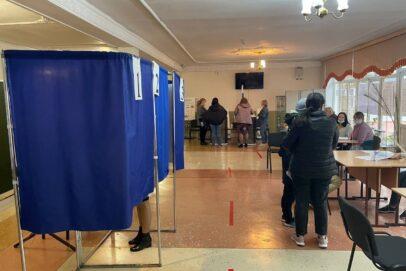 Явка на выборах в Оренбуржье утром выросла до 28,89 процента
