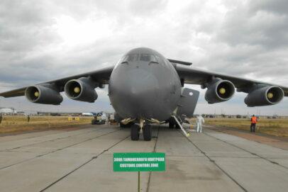 На учения «Мирная Миссия-2021» в Оренбург прибывает авиация стран ШОС
