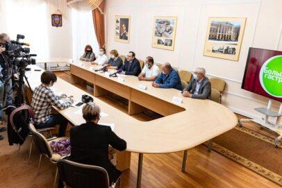 В Оренбуржье проходят «Большие гастроли» театров из Удмуртии и Карелии
