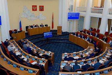Законодательное собрание Оренбуржья сегодня проходит в закрытом режиме