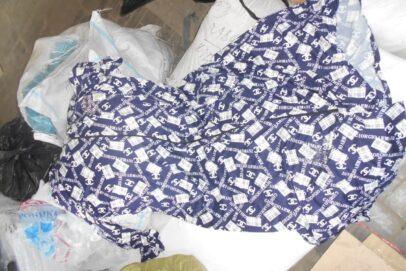 В Оренбуржье таможенники задержали партию контрафактной одежды на 29 млн рублей